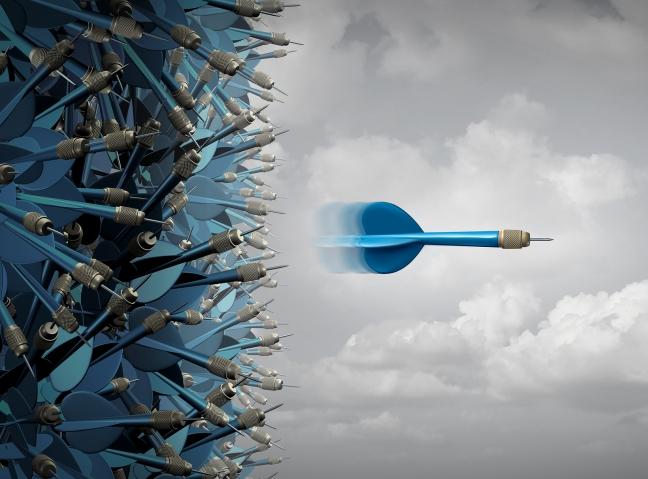 Business Success Focus